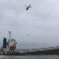 Taiwan coast guard rescues 12 Indonesian sailors off southern Taiwan