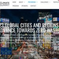 「全球氣候行動峰會」即將登場 美國大城市不缺席