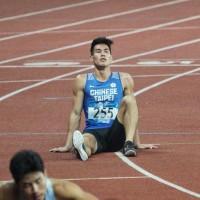 《亞運》0.002秒之差摘銀 台灣最速男楊俊瀚再度刷新全國紀錄