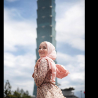 Malaysian celeb promotes Taiwan as Muslim tourist destination in video