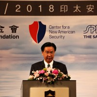 Taiwan Foreign Minister shares country's strategy for Indo-Pacific