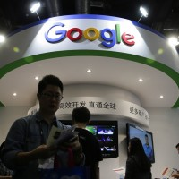 Human rights groups urge Google to drop plans for China 'censorship engine'
