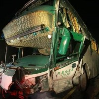 Southern Taiwan: Driver faces 4 years, 2 months in prison for negligence in crash that killed 6