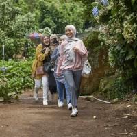 大馬穆斯林女星擔任台灣觀光大使 「Salam Taiwan—臺灣歡迎您」