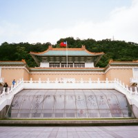 National Palace Museum (Photo: Teng Pei-ju)