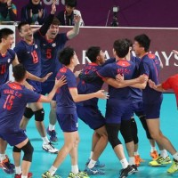 Asian Games: Taiwan wins bronze in volleyball after 20-year hiatus