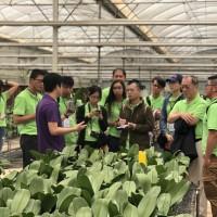 越南農業重鎮交流 台青年盼協助在地台商