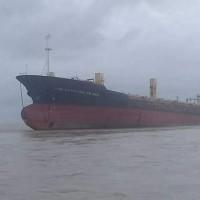 神秘「幽靈船」現身緬甸 9年前最後蹤跡在台灣外海