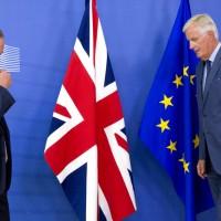歐盟首席談判官:強烈反對梅伊「半脫歐」政策