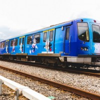 Taiwan's Taipei Metro launches Mickey trains and promo activity