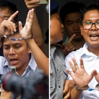 緬甸重判2名路透記者7年徒刑 遭國際社會譴責