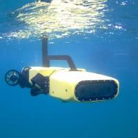 保育大堡礁 澳洲科學家開發水下無人駕駛機器人