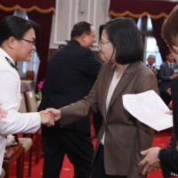 Taiwan President calls on the youth to give blood