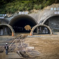 Construction completed on Taiwan's first tri-corridor tunnel