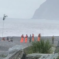 Rogue waves claim 6 lives over 2 days in NE Taiwan