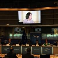 President Tsai addresses European Federation of Taiwanese Associations