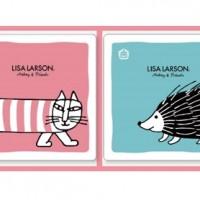 捨不得吃!義美與瑞典陶藝家LISA LARSON 共推中秋「最萌」伴手禮!