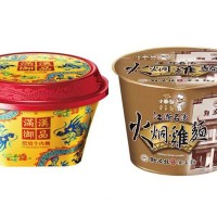 High-end instant noodle new battlefield for Taiwan's food giants