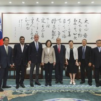 Taiwan will do everything possible to participate in 2nd round of CPTPP negotiation: President Tsai