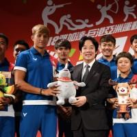 Taiwan to invest NT$6.4 billion nurturing sports talent: Premier Lai