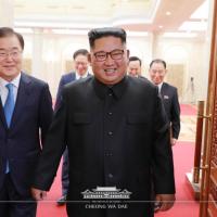 北韓官媒:若進行和平宣言 我國就不需耗巨額維持核武