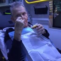 澳洲救護人員的暖心之舉 圓病患的心願