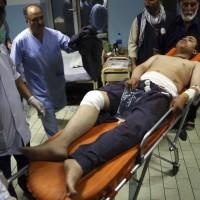 悲劇!阿富汗兩起自殺攻擊 20人死亡70人受傷