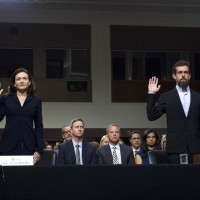 Facebook, Twitter pledge to defend against foreign intrusion ahead of US mid-terms