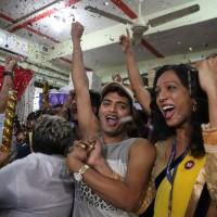 人權里程碑 印度最高法院裁定:「同性性行為不是罪」