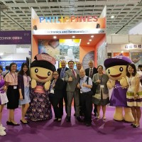 The Philippines participates in SEMICON Taiwan 2018 with a delegation and booth