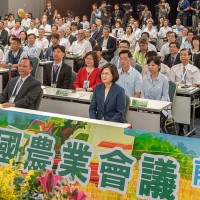 Taiwan needs innovative thinking to develop agriculture: President Tsai