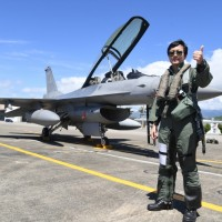 Taiwan allocates more cash for F-16 overhaul