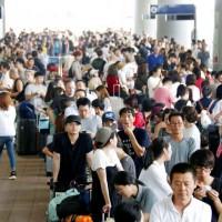新千歲機場今重新開放 華航長榮上千座位疏運台灣旅客