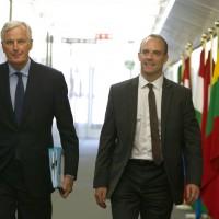 歐盟首席談判官:英國提案不可能順利進展