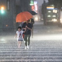Cold, wet weather continues to plague Taiwan until Monday