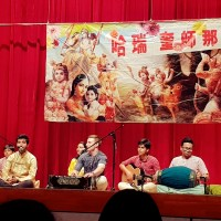 Indian expats in Taipeienjoy night of inner peace at deity birth celebrations