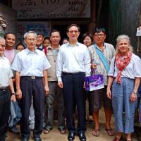 台泰聯手推學童營養午餐 醫療援助泰緬邊境移民