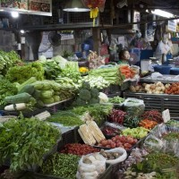 Vegetable prices reach year high in northern Taiwan