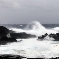 台東縣蘭嶼鄉下午停班停課  往返綠島、蘭嶼船班取消