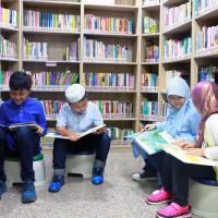 穆斯林親子讀書會 從閱讀中學習多元文化