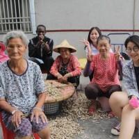 【洄游農村】亞大學生建立共餐食堂 達到照護老人目的