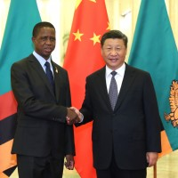 China snatches up Zambia's state-run power company in southern Africa