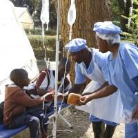辛巴威爆發霍亂 超過20人死亡