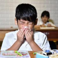 開學季 當心幼童潛在5大過敏危機大爆發