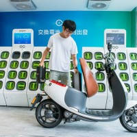 Gogoro and Yamaha mull new electric scooter partnership
