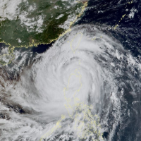 【山竹颱風】台灣各地注意強陣風 菲律賓上千民衆撤離