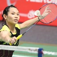 Taiwan badminton star Tai Tzu-ying's Instagram hacked