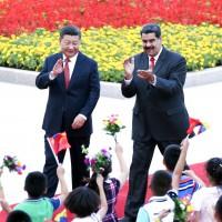 委内瑞拉讓石油權益予中國 換經濟援助