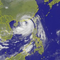 Typhoon Mangkhut's periphery likely to bring rain to parts of Taiwan