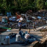 印尼龍目島地震災區爆發瘧疾 當局宣布進入緊急狀態